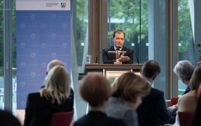 Jubileumsymposium voor 25 jarig bestaan Journalistenstipendium Duitsland-Nederland
