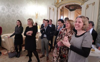 25ste editie van de Journalistenuitwisseling van start gegaan